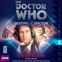 Doctor Who Destiny of the Doctor 8: Enemy Aliens - Audio CD